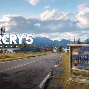 FarCry5  -その1(おススメPERK)