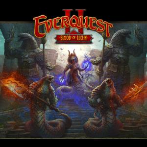 EverQuest2 -その1(久しぶりの復帰)