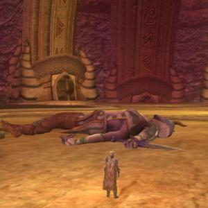 EverQuest2 -その2(Deep Chelsith: Vault of Omens)