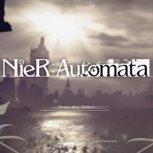 ニーア オートマタ -その1