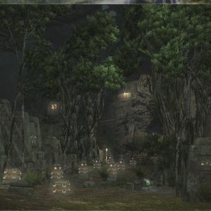 FF14 漆黒のヴィランズ -その2(ラケティカ大森林)