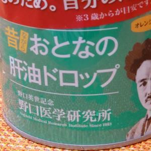 おとなの肝油ドロップ(野口医学研究所)を購入しました