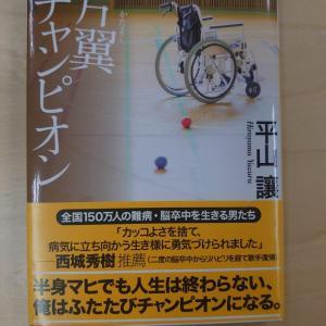 【書評】片翼チャンピンを読んで(1万円選書で送っていただいた本)