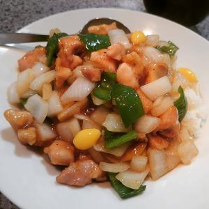 高田馬場の中華料理屋さんのお料理が熱々でお腹いっぱい