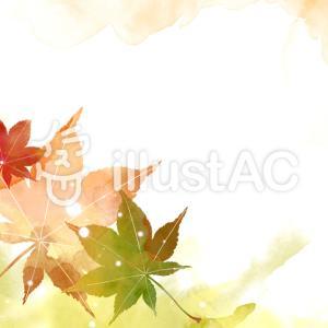 フリーイラスト素材:秋イラスト・5、6