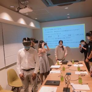 VRで授業する★ICX外国人向け日本語ビジネスマナー