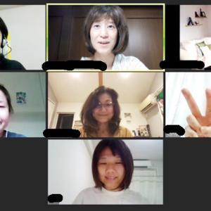 4期生のチームビルディング★ICX認定外国人向け日本ビジネスマナー講師養成講座