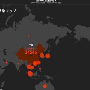 新型コロナウイルス武漢Wuhan2020coronavirus