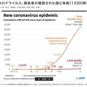 新型コロナウイルスCOVID19武漢Wuhan2020coronavirusdisease