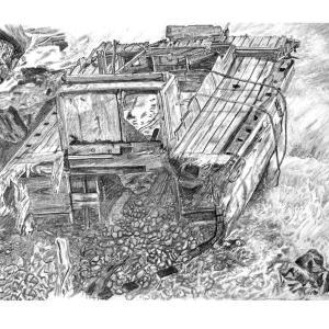 OLD SADO  sketch
