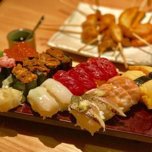 六本木個室日本料理「八山」で神戸牛&海老しゃぶしゃぶ・寿司・串揚げ食べ放題に行ってきました。