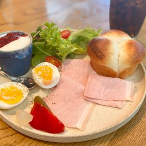 天王洲アイル「RIDE」のモーニングを食べてきました!