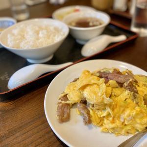 新馬場で台湾料理!「榕城」のランチ