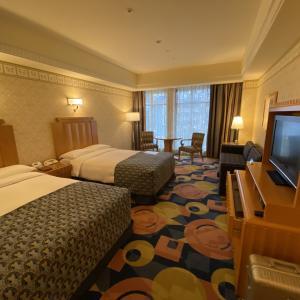 GOTOトラベルでディズニーアンバサダーホテル「スタンダードルーム」に泊まってみた