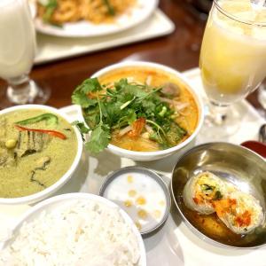 タイ料理もインド料理も子連れにも!御徒町ディップパレスはリピ確定のランチスポット