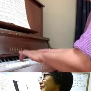 自宅電子ピアノでもスカイプ可能な理由