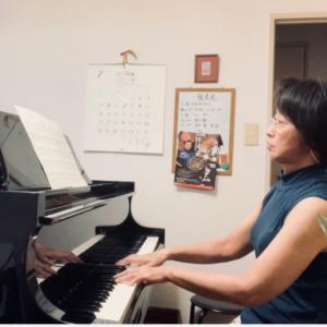 ピアノの美しい音色は「おいてタッチ」から