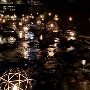 熊本県黒川温泉を散歩