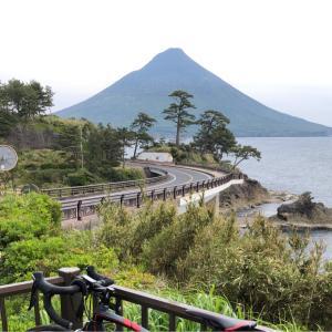 指宿市から枕崎市まで南薩路をサイクリング