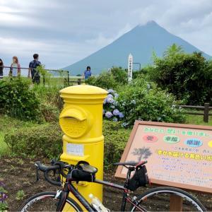 指宿界隈をサイクリング 開聞岳とマンゴーの森