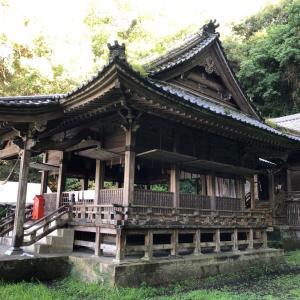 加治木龍門の滝と精矛神社とせごどんをサイクリング