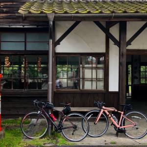 薩摩街道大口筋をサイクリング 大隅横川駅から曽木の滝まで