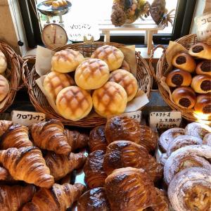 秋の田園風景とN&Nのパン 姶良市蒲生をサイクリング