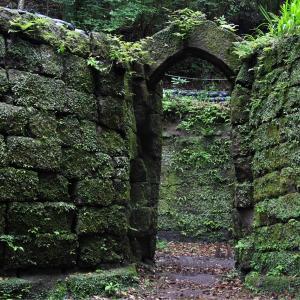 鹿児島 豪雨です。明治日本の産業革命遺産 寺山炭窯跡がこわれちゃったみたいです💦