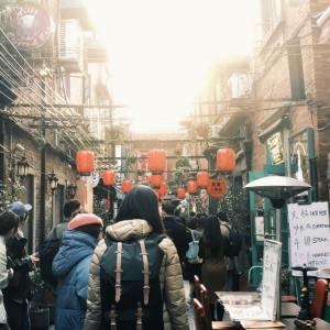 中華な旅‐上海01‐