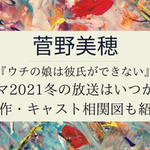 菅野美穂ドラマ2021冬の放送はいつから?原作・キャスト相関図も紹介