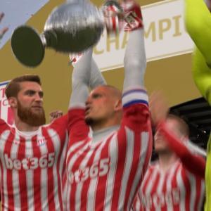 FIFA21 監督キャリア Stoke City 14