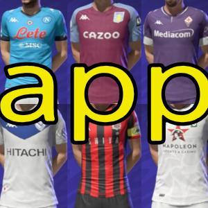 FIFA21 Kappa Kappa Kappa
