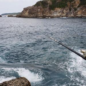 久しぶりの石鯛釣り
