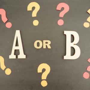 高卒低身長のAさんと高身長年下のBさん、どちらを選びますか?