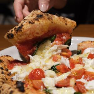 本格窯で焼き上げるナポリピッツァがうまい!!目黒駅に『Pizzaria & Trattoria GONZO』Open!!