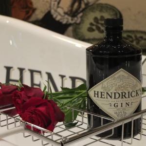 スコットランドのプレミアムジン『Hendrick's(ヘンドリックス)』