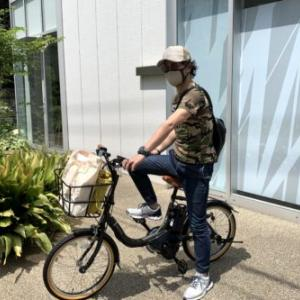我が家に3台目の自転車が…『YAMAHA CITY-C』でテイクアウトも楽チンに