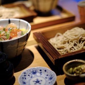 渋谷にハンサムがいるってよ!『蕎麦前酒場 はんさむ』のこだわり九一蕎麦