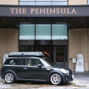 こだわりの『ペニンシュラMINI』で巡る東京近郊ドライブ