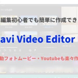 動画編集初心者でも簡単に使える!Movavi Video Editor Plusレビュー