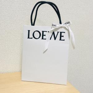 [ロエベ]アラサーが選んだ母へのプレゼント♡