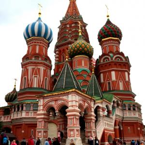 【旅日記9日目】モスクワ|ロシアってどんなとこ?危なくないの?英語通じるの?モスクワ旅の始まり!