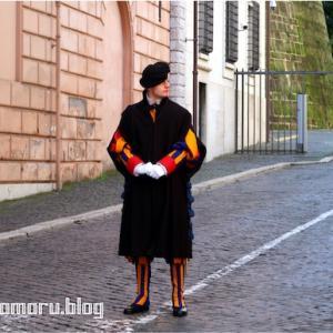 【Re:旅32日目①】ミサ後のローマ教皇に謁見しました!日曜日こそバチカン市国へ行くべき理由。