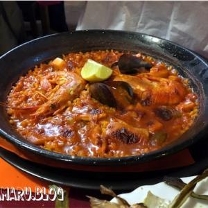 【Re:旅37日目】バルセロナ観光頑張ると決めた日。美味しいパエリア食べてきた!
