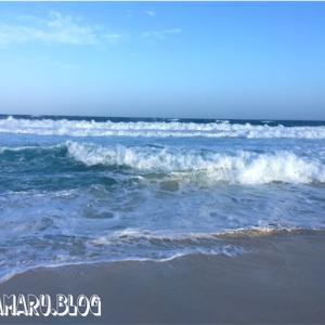 【Re:旅50日目】リゾート満喫!のはずが・・・高波で海は遊泳禁止!?