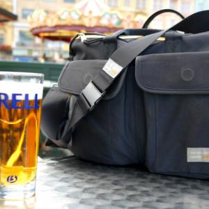 旅行鞄の決定版 ファザーズバッグ agnate(アグネイト) /  普段使いはもちろん、旅行やバイクに乗る時にも重宝する魔法の鞄