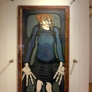 ロンドンの病院博物館巡り 2 / 精神疾患の治療の歴史 王立ベスレム病院 と『吾輩は猫画家である ルイス・ウェイン伝』を読む