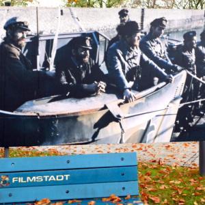 """映画村 """"ババリア フィルムシュタット(Bavaria Filmstadt)"""" で 名作映画『U・ボート』(Das Boot)のセットを見学する  / 強力推薦! ドラマ版『U・ボート TVシリーズ完全版』"""