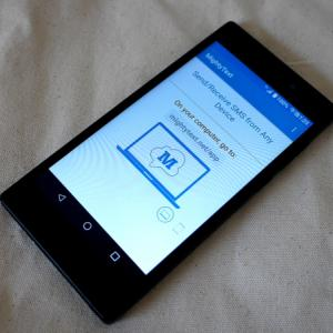SMS(携帯電話のショートメッセージ)は旅先でも便利だが困ったことが / 日本にスマホを置いたまま海外でSMSをチェックする方法