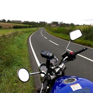 海外ツーリング-イギリス編③ / 麗しのコッツウォルズの村をオートバイで巡る